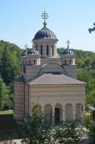 La Mănăstirea Izbuc - Taina Sfântului Maslu