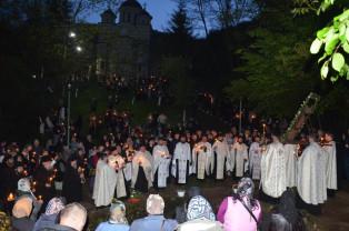 Mănăstirea Izbuc - Sărbătoarea Izvorului Tămăduirii