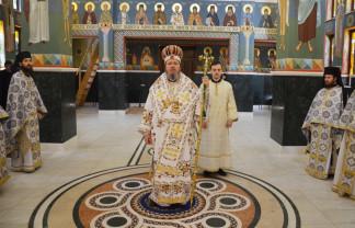 Mănăstirea Izbuc și-a sărbătorit hramul - Sărbătoarea Izvorului Tămăduirii