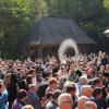 În prima duminică din fiecare lună a anului - Taina Sfântului Maslu la Mănăstirea Izbuc