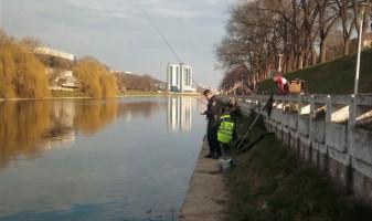 Au amendat mai mulţi pescari şi braconieri - Controale pe malul Crişului Repede