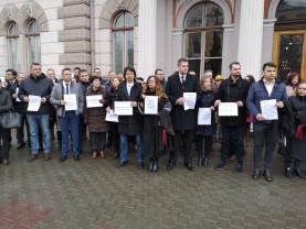 Criză în Justiţie – Tribunale şi parchete îşi suspendă activitatea
