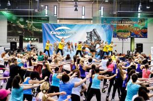 16.000 de lei pentru copiii bolnavi de cancer - Sport pentru Viață