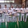 Cinci beiușeni, medaliați la Naționalele de Ashihara Karate!
