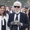 Karl Lagerfeld omagiază Parisul și este decorat de primar - Kaizerul modei