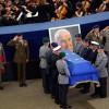Liderii din toată lumea s-au adunat pentru a-l conduce pe ultimul drum - Ceremonii funerare europene