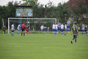 Liga a IV-a la fotbal - La Borş se dispută derby-ul etapei