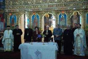 A fost lansată monografia părintelui Gheorghe Nemeș - Eveniment editorial la Biserica Albastră