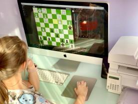 Un nou concurs de șah online marca SCO - Își vor disputa titlul de campion al clubului