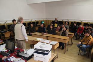 """Ștei. Liceul Tehnologic """"Unirea"""" - Stagiu de pregătire profesională în Portugalia"""