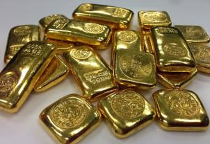 Lingouri marcate fals, aur murdar pe piețele mondiale - Falsurile invadează planeta