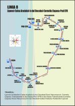De vineri, 15 noiembrie - Linie de tramvai între Ioşia şi Rogerius