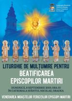 Moaşte ale episcopilor martiri Hossu, Bălan şi Aftenie - Aduse la catedrala Sf. Nicolae
