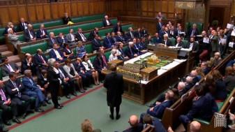 Proteste împotriva suspendării activității Legislativului de la Londra - Scandal în Parlament