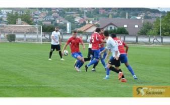 SCM Zalău - Lotus Băile Felix 0-3 (0-2) - Bihorenii au profitat de criza unei pretendente la promovare