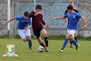 LPS Bihorul în Liga Elitelor la fotbal - Au luat 4 puncte din 6 Științei U Craiova!