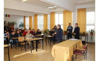 """Ștei. Liceul Tehnologic """"Unirea"""" - Activitate în cadrul unui proiect Erasmus+"""