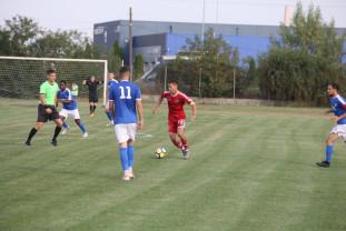 Luceafărul Oradea – CFR Cluj II 2-1 - Mai buni într-un duel al tinereții