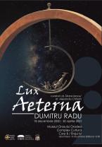 Expoziție de sculptură monumentală și obiect - Lux aeterna – Dumitru Radu