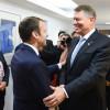 Preşedintele Macron, contestat după vizita în Europa de Est - Şi-a atras critici dure