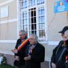 Proiectul Centenarului la Muzeul Ţării Crişurilor - Prima placă memorială, dezvelită în Mădăras
