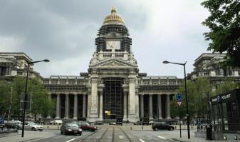 30 de magistrați români au protestat la Bruxelles - Apel la solidaritatea europeană
