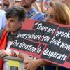 """Protest la o lună de la asasinarea jurnalistei Daphne Caruana Galizia - """"Situația este disperată"""""""