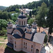 Mănăstirea Izbuc - Praznicul Schimbarea la faţă