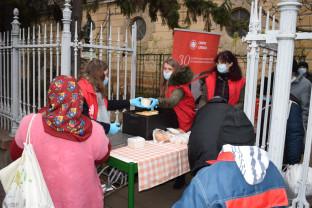 Asociația Caritas Catolica Oradea - Mâncare caldă gratuită, în fiecare vineri