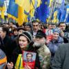 Kiev. Partizanii vor eliberarea lui Mihail Saakașvili - Mii de manifestanți pe străzi