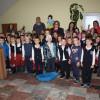 """Elevii Liceului Greco-Catolic """"Iuliu Maniu"""", în vizită la CSEI nr. 1 - Daruri din inimi de copii"""