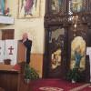 Marghita. Biserica Sfinţilor Arhangheli Mihail şi Gavril - Parastas în memoria martirilor