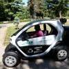"""""""Garderoba"""" RER Ecologic s-a mărit cu o nouă achiziţie - Mini-maşina electrică"""