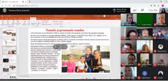 Eveniment marcat de masteranzii orădeni - 50 de ani de la Congresul Identității Romilor