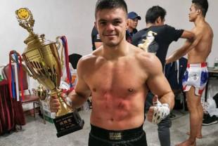 Victorios la început de an - Adrian Maxim a învins campionul Chinei