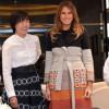 Melania descoperă istoria perlelor de cultură - Familia Trump în Japonia