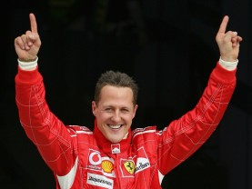 Festivalul de Film de la Cannes - Documentar despre Michael Schumacher