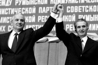 Ce l-a făcut pe Gorbaciov să inițieze răsturnarea lui Ceaușescu - Revoluția și teoriile conspirației