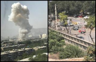 Explozie în Kabul, în apropierea ambasadei SUA și a sediului misiunii NATO - Militar român, ucis în Afganistan