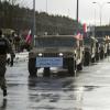 Sosirea militarilor americani, salutată în Polonia -  Desfăşurări fără precedent în Europa