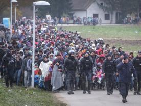 Proiect de declaraţie al miniştrilor UE - Împiedică migraţia din Afganistan