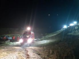 Adolescent dispărut într-o baltă din apropierea localității sălăjene Sânmihaiu Almașului - Scafandri bihoreni, chemaţi în ajutor
