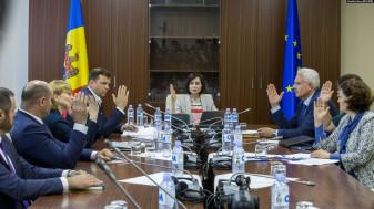 Maia Sandu cere încetarea acțiunilor de destabilizare a ordinii publice - Criza continuă în Moldova