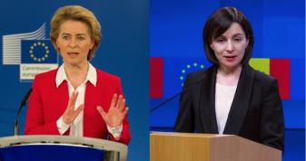 Republica Moldova. Maia Sandu a obținut 56,91% din voturi - Zori europeni în stânga Prutului