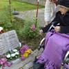 La Căminul de bătrâni Sf. Martin din Oradea - Monument în memoria celor dragi