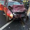 Un tânăr de 18 ani şi-a pierdut viaţa, opt copii au ajuns la spital - Accident mortal pe DN76
