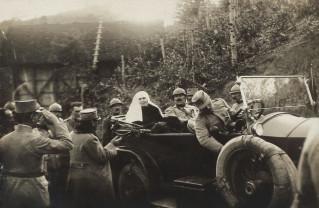 100 de ani de la intrarea Armatei Române în Oradea - Expoziţie stradală în Piaţa Unirii