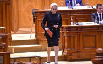 Moțiunea de cenzură a fost adoptată de către Parlament - Guvernul Dăncilă a căzut
