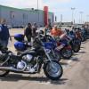 O campanie de prevenire a accidentelor rutiere - Motocicliştii cer respect în trafic