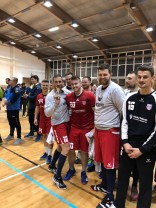 Handbaliştii, victorioşi în Ungaria - Au câştigat turneul de la Mezotur